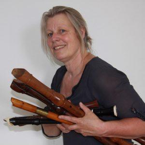 Muziekonderwijs Leiderdorp Docenten Bernadette Pollen Docent Blokfluitles