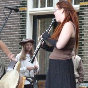 muziekonderwijs leiderdorp docent klarinet klarinetleraar Jerina Welgraven